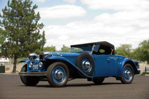 Ruxton Model C Roadster 1931 года